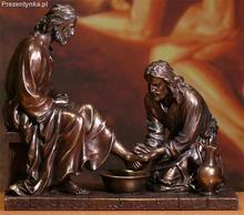 Veronese Jezus obmywający stopy