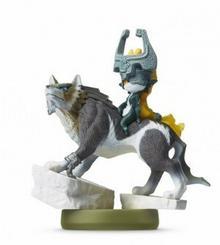 Nintendo Figurka Amiibo Wolf Link NIFA0067