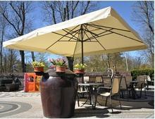 Home&Garden Parasol Ogrodowy 5 m kwadrat