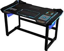 E-Blue Biurko E-Blue dla gracza 100.5x80.3x81.0 cm podświetlenie EGT511BKAA-IA