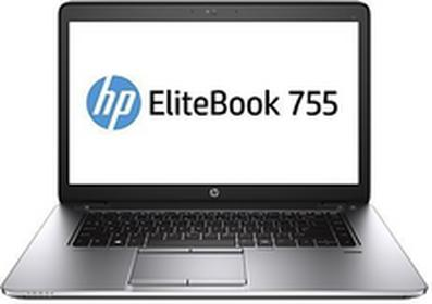 "HPEliteBook 755 GW 15,6"", AMD 2,1GHz, 4GB RAM, 500GB HDD (J0X38AW)"