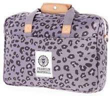 FRANKLIN & MARSHALL Torba na ramię - Fashion reporter - leopard all over (71)