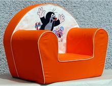 Bino Fotel Krecik kolor pomarańczowy 13776