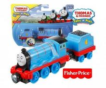 Fisher Price Tomek i przyjaciele  Lokomotywa Take n Play HIREK