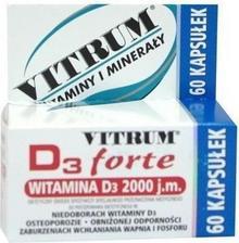 Unipharm Vitrum D3 Forte 60 szt.