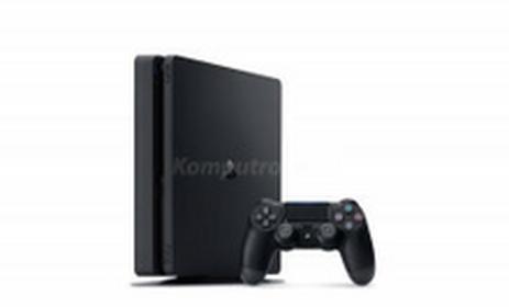 SonyPlayStation 4 Slim 1 TB Czarny + DriveClub + Uncharted 4 + The Last of Us