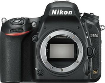 NikonD750 body czarny