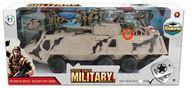 ICOM Pojazd Wojskowy