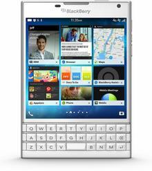 Blackberry Passport Biały
