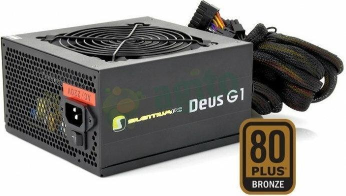 SilentiumPc Deus G1 80Plus Bronze 600W Deus G1-600W