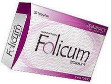 Pharmacy FOLICUM ACIDUM 30 szt.