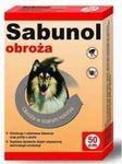 Sabunol obroża przeciw pchłom i kleszczom dla psa 75cm