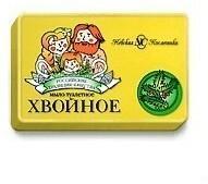 Nevskaya Cosmetica Newskaya Cosmetica Mydło tradycyjne iglaste 140g
