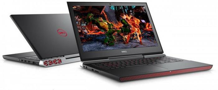 """Dell Inspiron 15 ( 7567 ) 15,6"""" FHD, Core i5, 256GB SSD, 8GB RAM, GTX1050, W10H"""