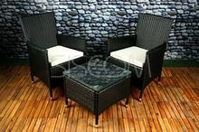 Zestaw Technorattan - 2 fotele + stolik