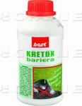 Opinie o Best Pest Preparat do odstraszania kretów Kretox Bariera, 500 ml 1594-607050