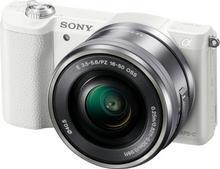 Sony ILCE-5100LW + 16-50 kit biały