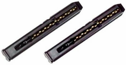 UMAREXSMITH&WESSON Magazynki do S&W M&P/Beretta Elite 2 sztuki 5.8093.1