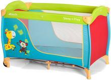 Hauck Łóżeczko łóżeczka turystyczne Sleep N Play Go Jungle Fun 600498