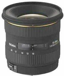 Sigma 10-20mm f/4.0-5.6 EX DC HSM Nikon