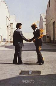 Pink Floyd Wish You Was Here - Plakat