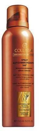Collistar Tan Without Sunshine Samoopalacz 360 stopni spray 150ml