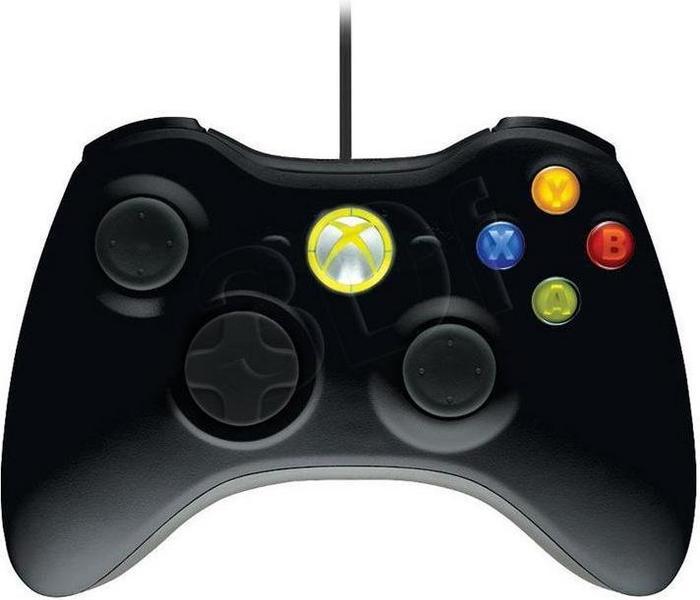 Microsoft Xbox 360 Controller for Windows - Black