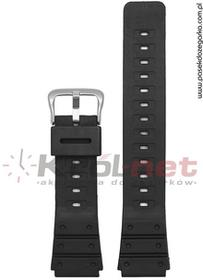 Diloy Pasek 127F1A - czarny, silikonowy