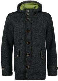 CMP F.lli Campagnolo krótki płaszcz szary melange 3M27547