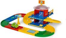Wader Kid Cars 3d Garaż 2 poziomy 53020