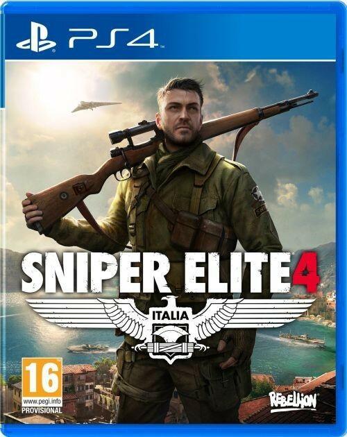 Premiera Sniper Elite IV PL PS4