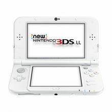 Nintendo New 3DS XL Biały + Pokemon Moon