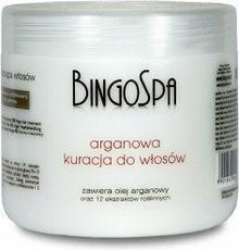 Bingo Arganowa kuracja do włosów 500G