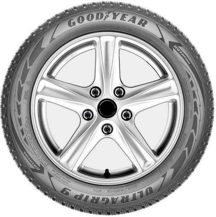 Goodyear UltraGrip 9 205/55R16 91T