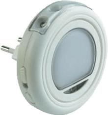 Ansmann Lampka nocna- Biały (sensor światła) 5170063