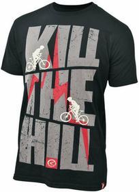 Kellys Koszulka T-shirt KILL THE HILL black