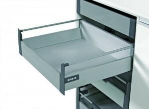 Rejs System szufladowy COMFORT BOX wewnętrzny - H=140 TH03.036x.01.140W