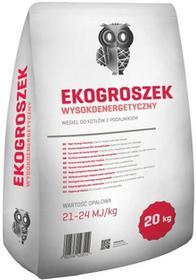 Tani OpałEkogroszek wysokoenergetyczny  22-24 MJ/kg 20 kg
