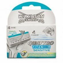 WILKINSON Quattro For Woman maszynka do golenia z czterema ostrzami