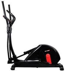 Hop-Sport Orbitrek Elektromagnetyczny Elite Czarno-Czerwony - Hop Sport