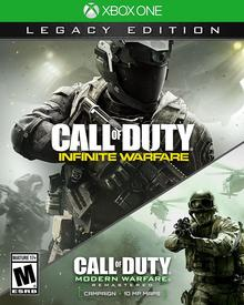 Call of Duty: Infinite Warfare LEGACY