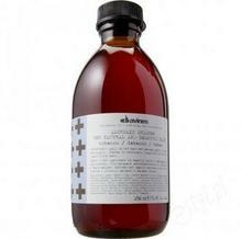 Davines ALCHEMIC TOBACCO - szampon do włosów brązowych i jasnobrązowych 250ml