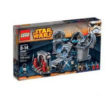 LEGO Gwiazda Śmierci - ostateczny pojedynek 75093