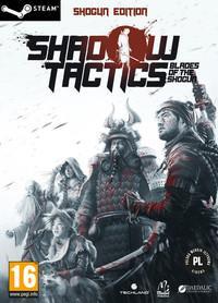 Mimimi Productions Shadow Tactics: Blades of the Shogun (PC) STEAM