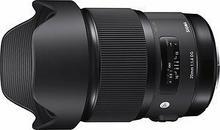 Sigma 20mm f/1.4 DG HSM Art (Nikon)