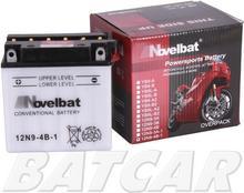 Novelbat 12N9-4B-1 12V 9Ah 90A (EN)