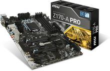 MSI Z170-A Pro