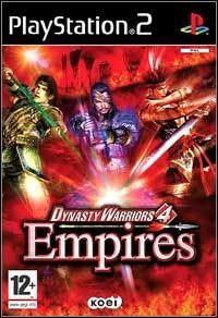 Dynasty Warriors 4 Empires PS2