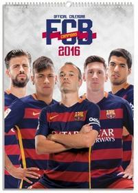 FC Barcelona - kalendarz 2016 r.