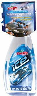 Turtle Wax ICE spray detailer- syntetyczny szybki wosk 500ml 70-072